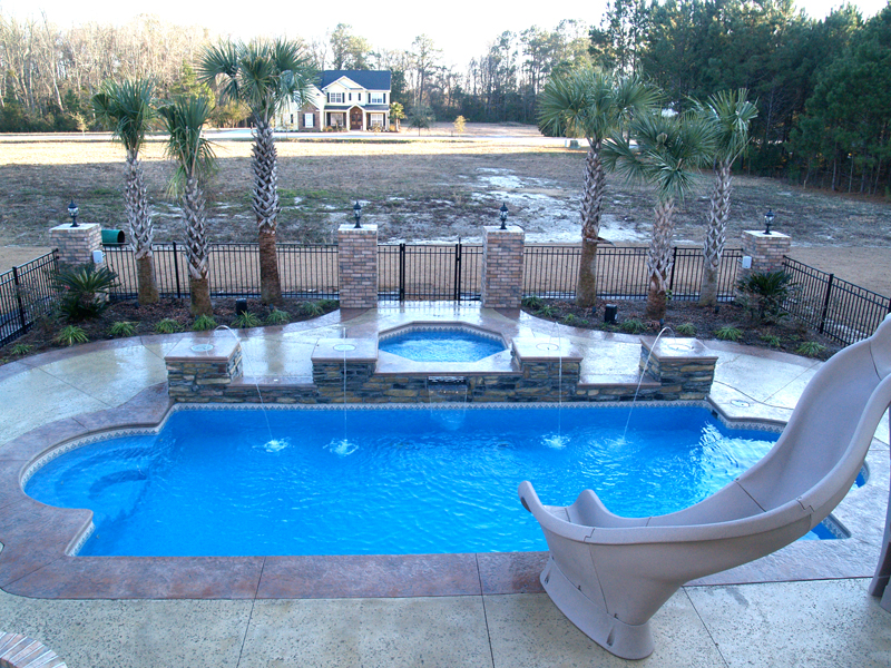 A Plus Pools Classic Shaped Pools From Oregon S Premier