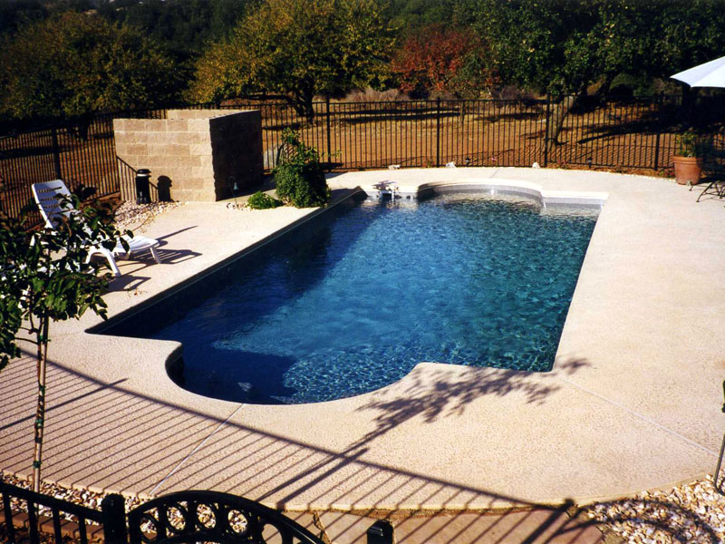 A plus pools classic shaped pools from oregon 39 s premier for Swimming pool dealers
