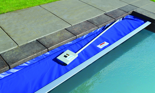 A plus pools ultra cover from oregon 39 s premier viking - Electric swimming pool covers cost ...