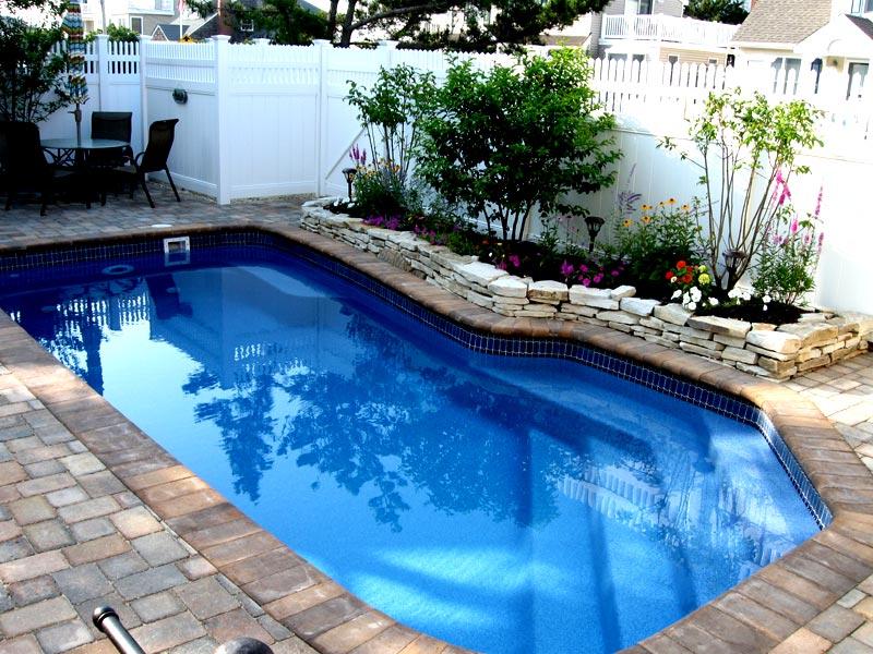 A Plus Pools Custom Pool Tile From Oregon S Premier