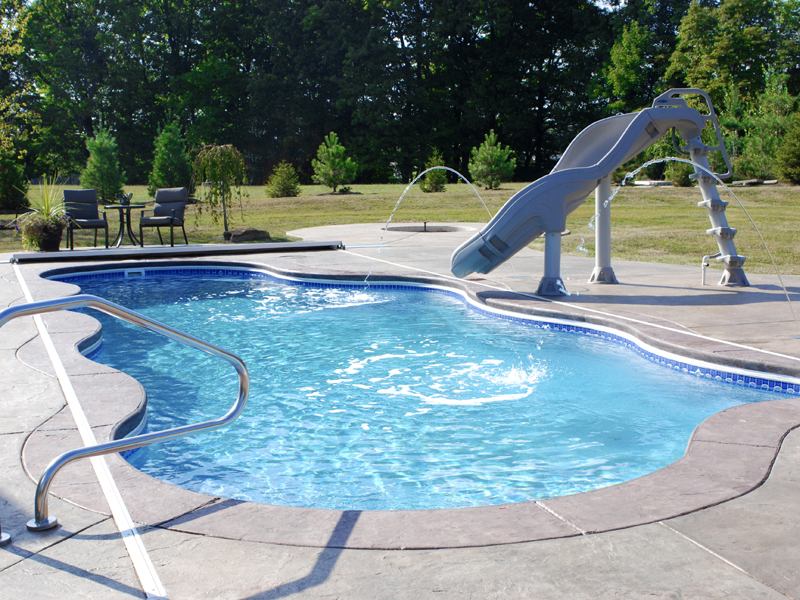 A Plus Pools Freeform Shaped Pools From Oregon 39 S Premier Viking Pools Dealer For Southern