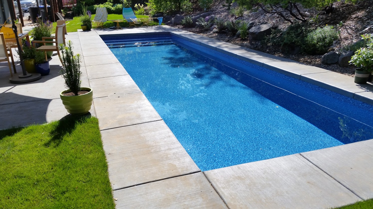 A Plus Pools Swimming Pool Photo Gallery From Oregon S