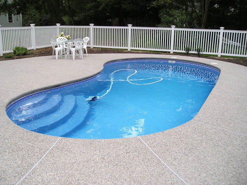 A plus pools kidney shaped pools from oregon 39 s premier for Images of kidney shaped pools