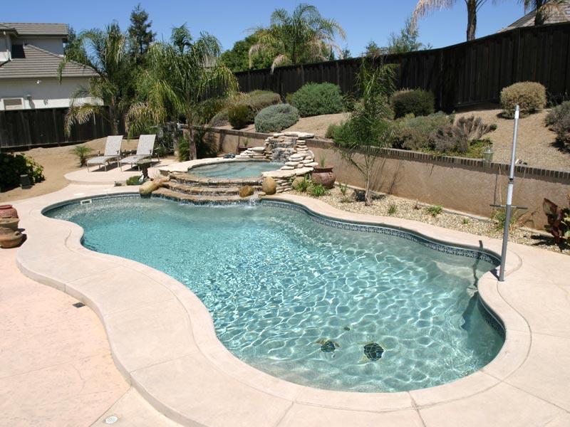 A Plus Pools Custom Pool Tile From Oregons Premier