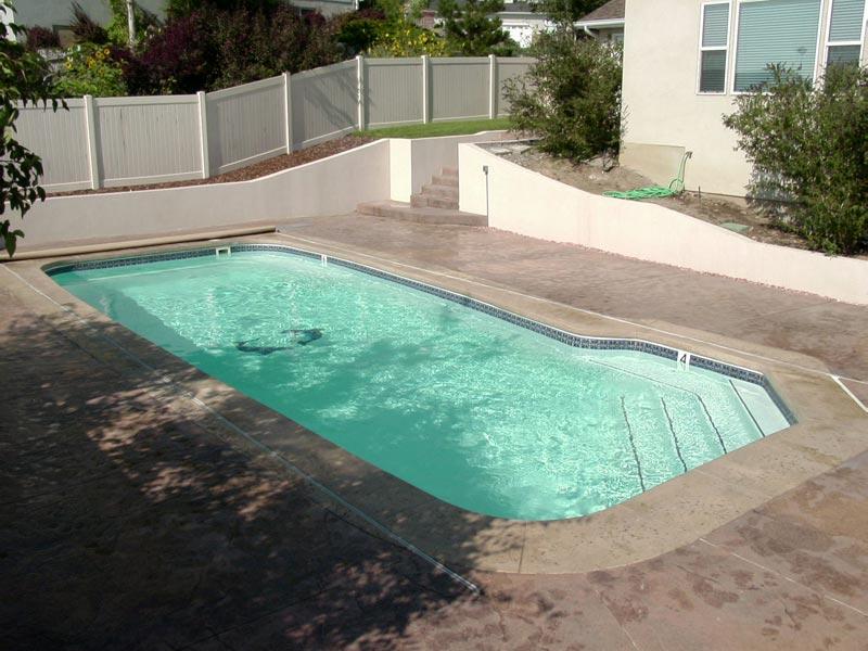 A Plus Pools Custom Pool Tile From Oregon 39 S Premier Viking Pools Dealer For Southern Oregon