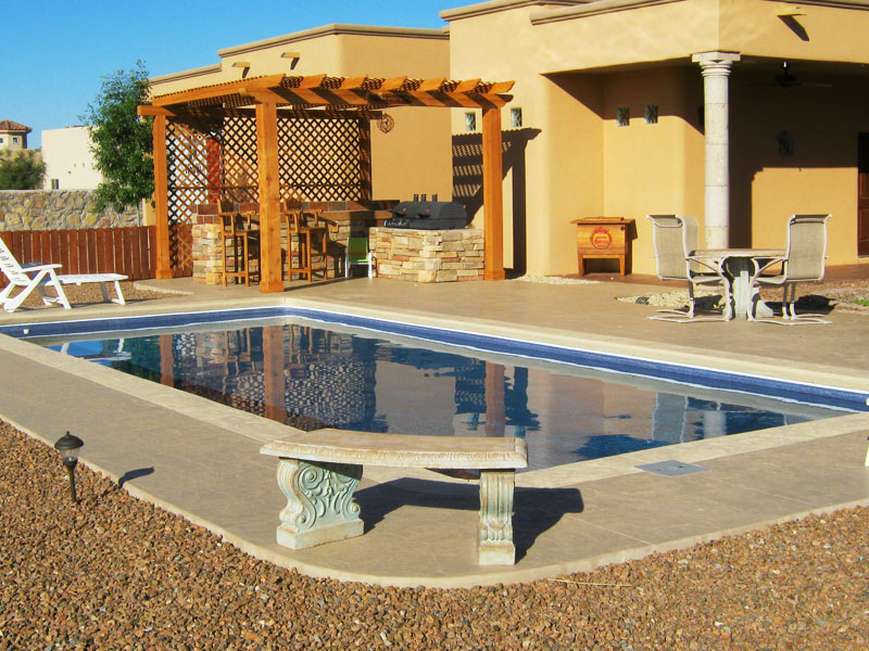 A Plus Pools Rectangle Shaped Pools From Oregon S