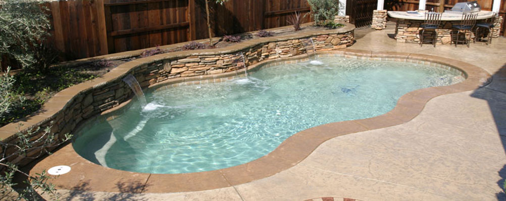 Oregon Fiberglass Pool Builder Swimming Pool Builder In Souther Oregon ...