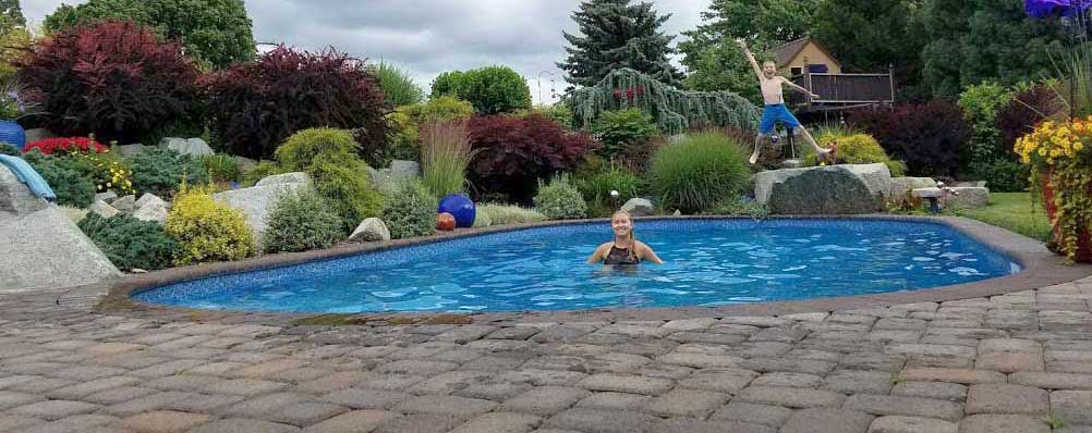 Oregon Fiberglass Pool Builder