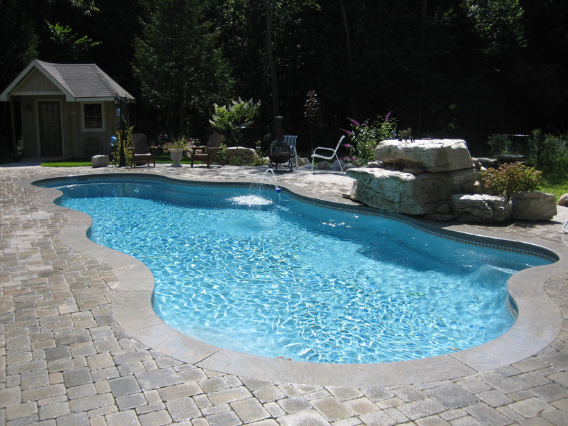 A Plus Pools Streams From Oregon S Premier Viking Pools